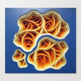 Necrotic Radimafungle Movement #3 Canvas Print