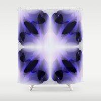 spiritual Shower Curtains featuring Spiritual Wisdom.... by Cherie DeBevoise