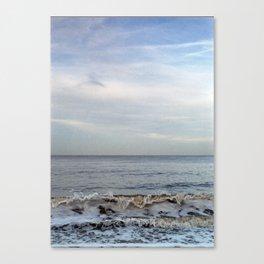 Seascape no.2 Canvas Print