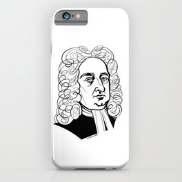 Jonathan Swift iPhone Case