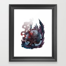 Your Luck is About to Change Framed Art Print