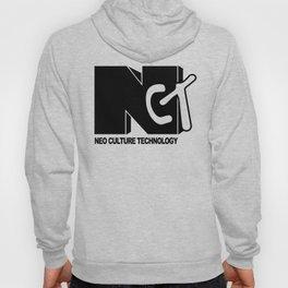NCT Mono logo Hoody