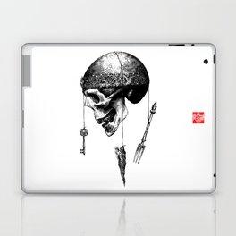 HUMAN FORM DEVINE / no 4 Laptop & iPad Skin