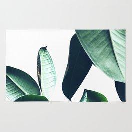 Ficus Elastica #26 #foliage #decor #art #society6 Rug