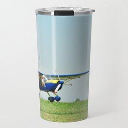 small airplane Travel Mug
