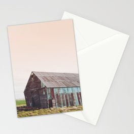 21 Mile Lean Stationery Cards