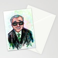 Martin Scorsese Stationery Cards
