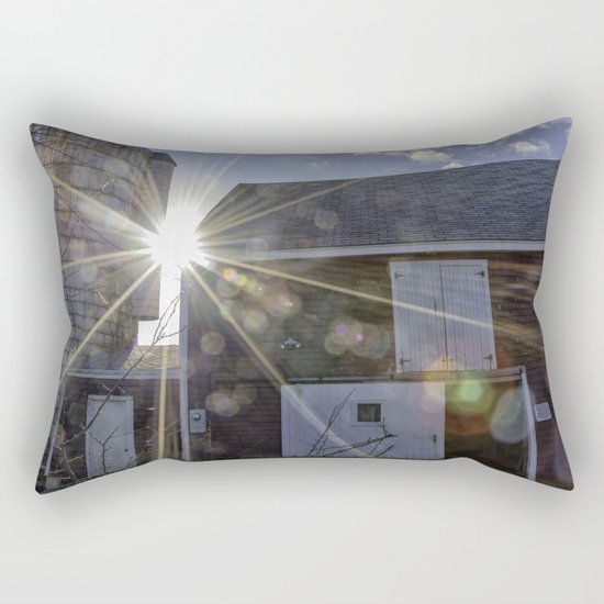 Lane's Barn Rectangular Pillow
