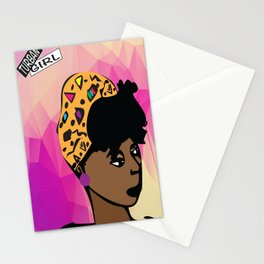 Turban Girl Stationery Cards