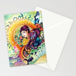 Trance Stationery Cards