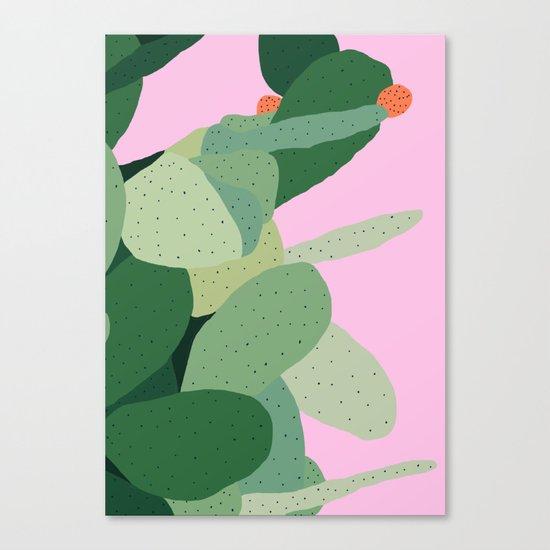 Prickly Pear I Canvas Print
