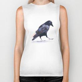 Crow #2 Biker Tank