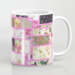 Quilt patterns style Coffee Mug