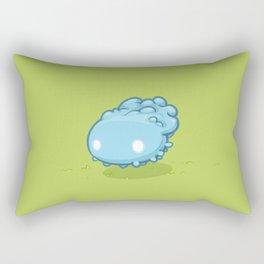 Marshmallow Blob Rectangular Pillow