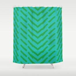 Tribal Pattern 2 Shower Curtain