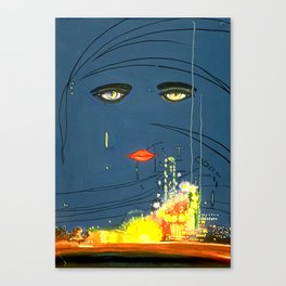 Gatsby Cover Canvas Print