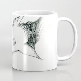 The Sinking Below Coffee Mug