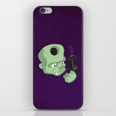 Bullet in the Head iPhone & iPod Skin