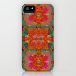 Where Wild Things Grow iPhone Case