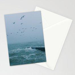 Hey, storm Stationery Cards