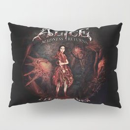 Alice Madness Returns Fleshmaiden Game Pillow Sham