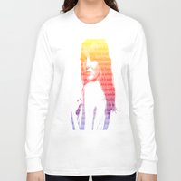 emma stone Long Sleeve T-shirts featuring Emma Stone, Typography  by fghdjsk