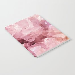 Crystal Rose Notebook