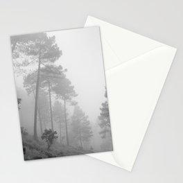 Foggy morning. Wander Stationery Cards