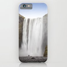 Skógafoss Waterfall Slim Case iPhone 6s