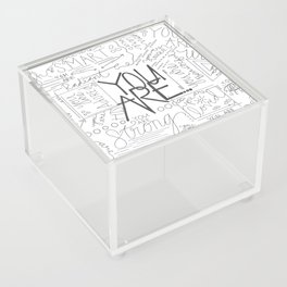 You Are Acrylic Box