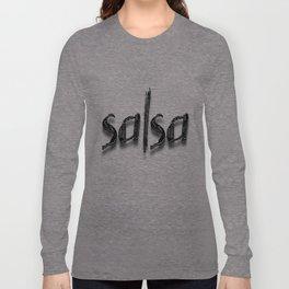 Salsa Acacia Mix Long Sleeve T-shirt