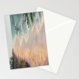 At high tide Stationery Cards