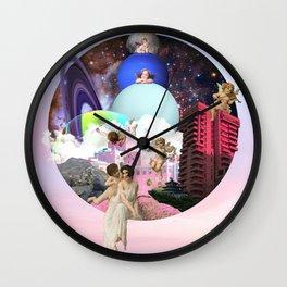 Modern Heaven Wall Clock
