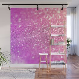 Glitter Sparkley Wall Mural