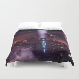 Andover Esate, Blade Runner Style Duvet Cover