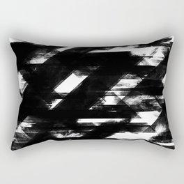 Glitch Panda 3 Rectangular Pillow