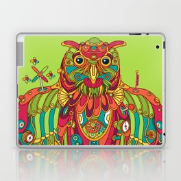 Owl, cool art from the AlphaPod Collection Laptop & iPad Skin