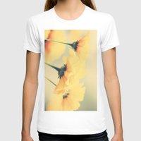 leah flores T-shirts featuring Flores by Irène Sneddon