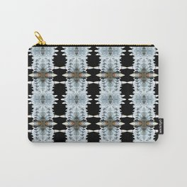Smiling Nile Crocodile Carry-All Pouch
