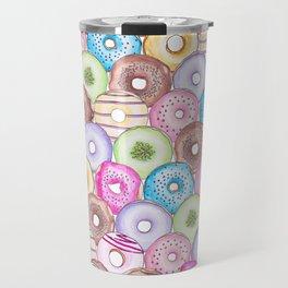 Donut Invasion Travel Mug