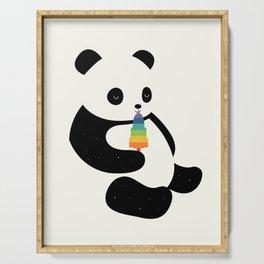 Panda Dream Serving Tray