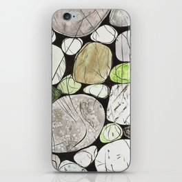 Classical Stones Pattern in High Format iPhone Skin
