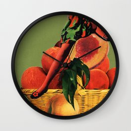 Ripe II Wall Clock