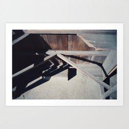 joinery Art Print