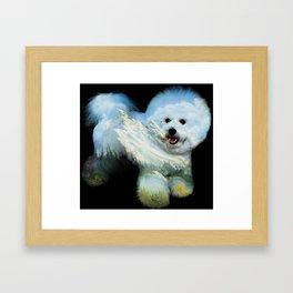 Dog Ross Framed Art Print