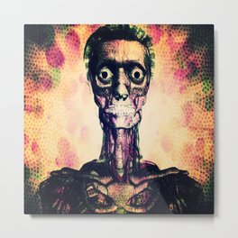Humanized K38 Metal Print
