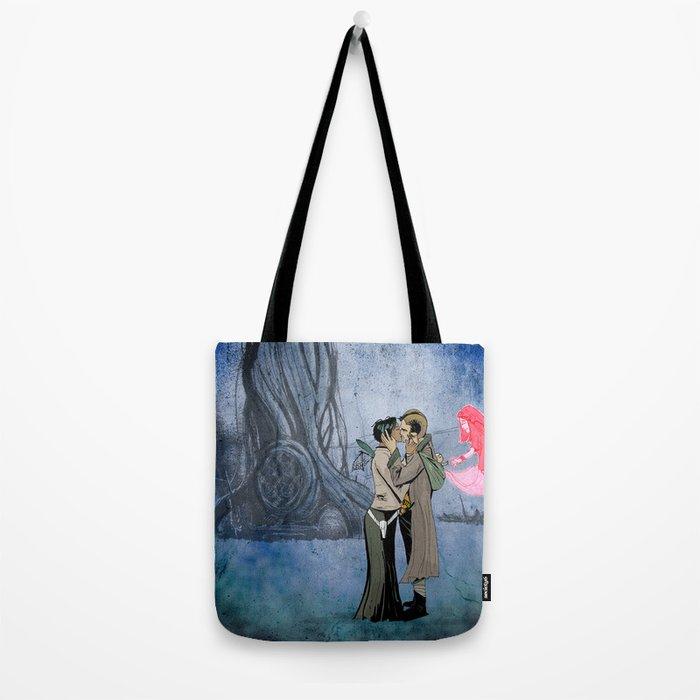 Saga Tote Bag