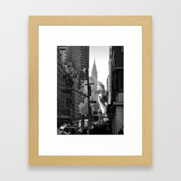 The Bracing Afternoon Framed Art Print