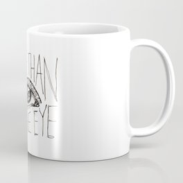 More than meets the eye Coffee Mug