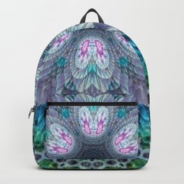 Galea - Floral idea G of Alphabet collection Backpack